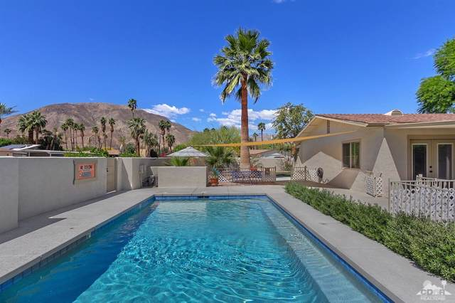 44168 San Luis Drive, Palm Desert, CA 92260 (MLS #219033492) :: The Sandi Phillips Team