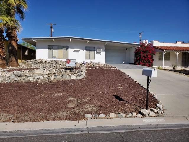 66320 4th Street, Desert Hot Springs, CA 92240 (MLS #219033593) :: The Jelmberg Team