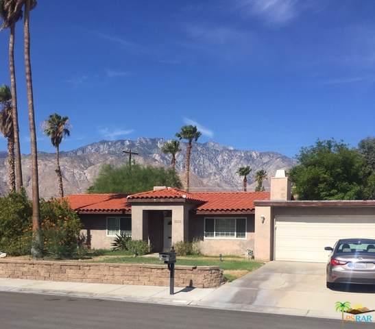 3023 N Bahada Road, Palm Springs, CA 92262 (MLS #219033596) :: The Sandi Phillips Team