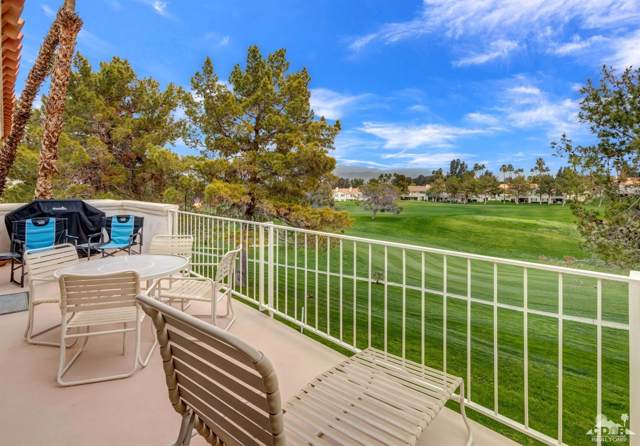 256 Vista Royale Circle, Palm Desert, CA 92211 (MLS #219033604) :: The John Jay Group - Bennion Deville Homes