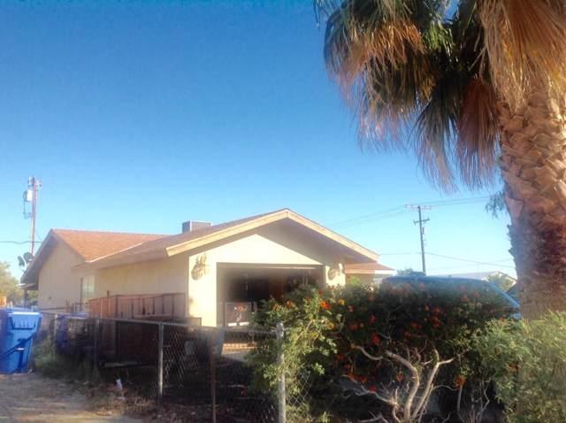 15840 Avenida Ramada, Desert Hot Springs, CA 92240 (MLS #219033611) :: The Jelmberg Team