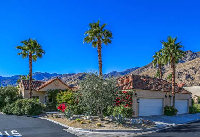 241 Canyon Circle, Palm Springs, CA 92264 (MLS #219033629) :: The John Jay Group - Bennion Deville Homes
