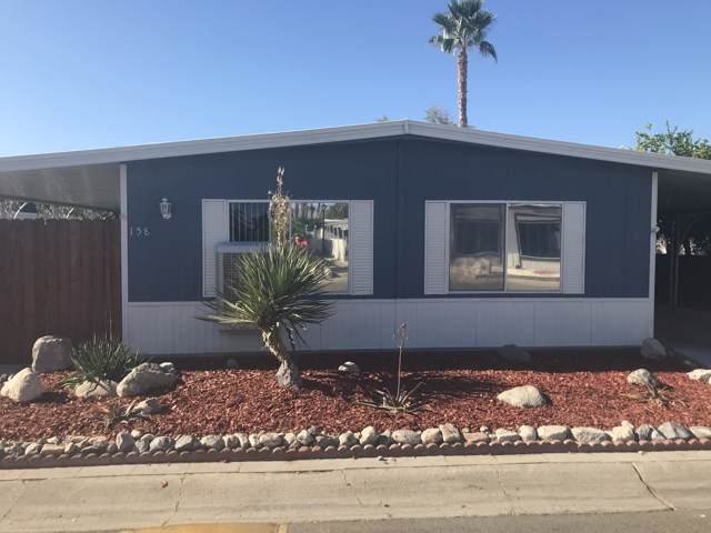 158 Estrada Way Way, Cathedral City, CA 92234 (MLS #219033634) :: The John Jay Group - Bennion Deville Homes