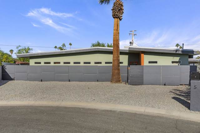 5 Karlisa Cove, Palm Springs, CA 92264 (MLS #219033646) :: The John Jay Group - Bennion Deville Homes
