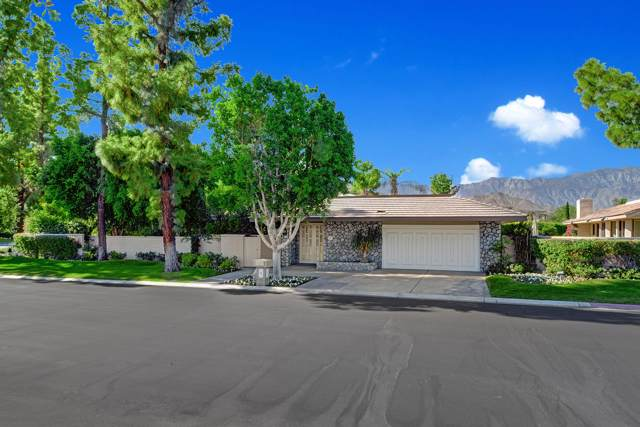 1 Park Lane, Rancho Mirage, CA 92270 (MLS #219033662) :: The Jelmberg Team