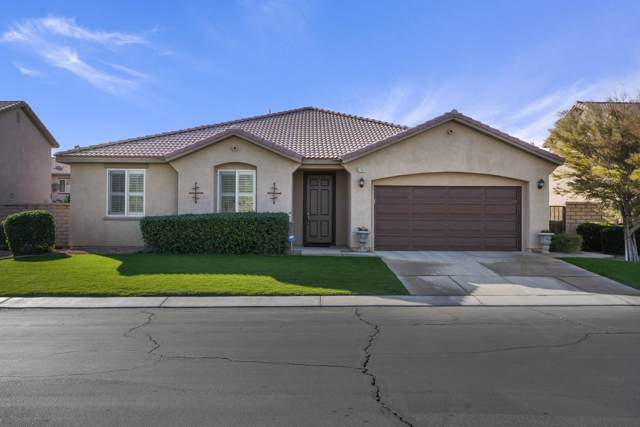 82067 Grimaldi Road, Indio, CA 92203 (MLS #219033671) :: The John Jay Group - Bennion Deville Homes