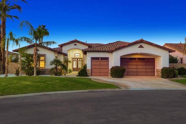 9 Porto Cielo Court, Rancho Mirage, CA 92270 (MLS #219033677) :: The Jelmberg Team