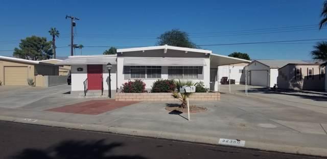 32380 San Miguelito Drive, Thousand Palms, CA 92276 (MLS #219033735) :: The Sandi Phillips Team