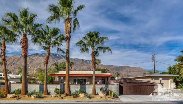 637 N Calle Rolph, Palm Springs, CA 92262 (MLS #219033773) :: Brad Schmett Real Estate Group
