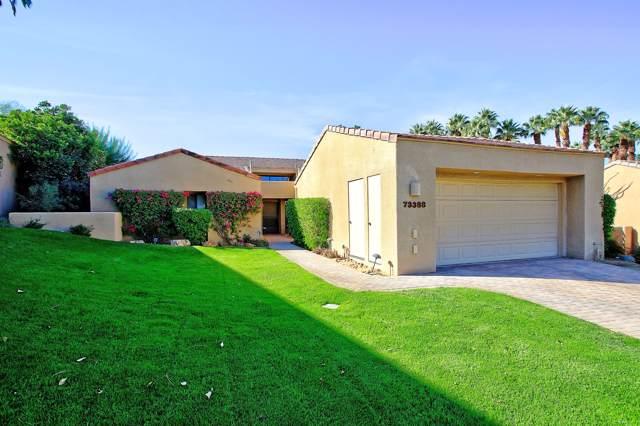 73388 Poinciana Place, Palm Desert, CA 92260 (MLS #219033775) :: The Jelmberg Team