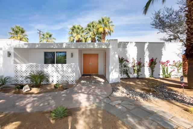 1538 E Verbena Drive, Palm Springs, CA 92262 (MLS #219033824) :: The Sandi Phillips Team