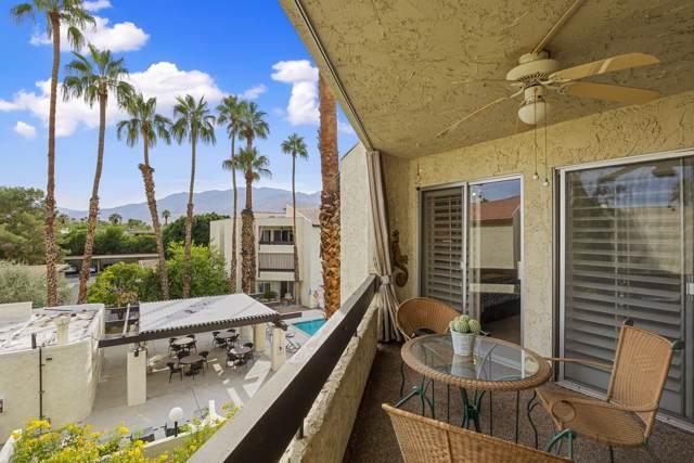 1552 S Camino Real, Palm Springs, CA 92264 (MLS #219033840) :: The Jelmberg Team
