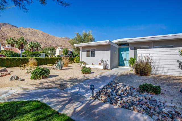 2510 S Sierra Madre, Palm Springs, CA 92264 (MLS #219033856) :: The John Jay Group - Bennion Deville Homes