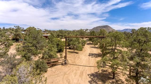 63350 Pinyon Drive, Mountain Center, CA 92561 (MLS #219033934) :: Deirdre Coit and Associates