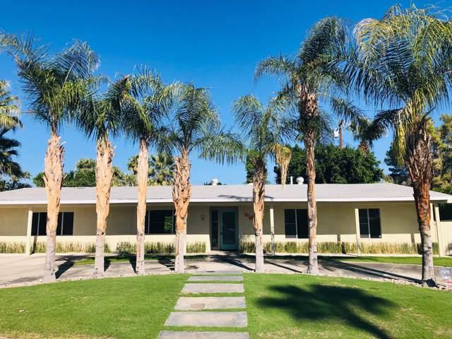283 N Luring Drive, Palm Springs, CA 92264 (MLS #219033945) :: The Sandi Phillips Team