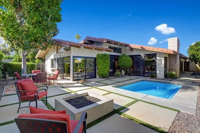 1340 Primavera Drive, Palm Springs, CA 92264 (MLS #219033954) :: The John Jay Group - Bennion Deville Homes