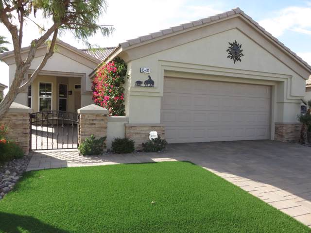 80449 Muirfield Drive, Indio, CA 92201 (MLS #219033976) :: The Jelmberg Team
