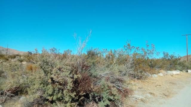 4.9 Twentynine Palms Highway, Morongo Valley, CA 92256 (MLS #219034025) :: The John Jay Group - Bennion Deville Homes