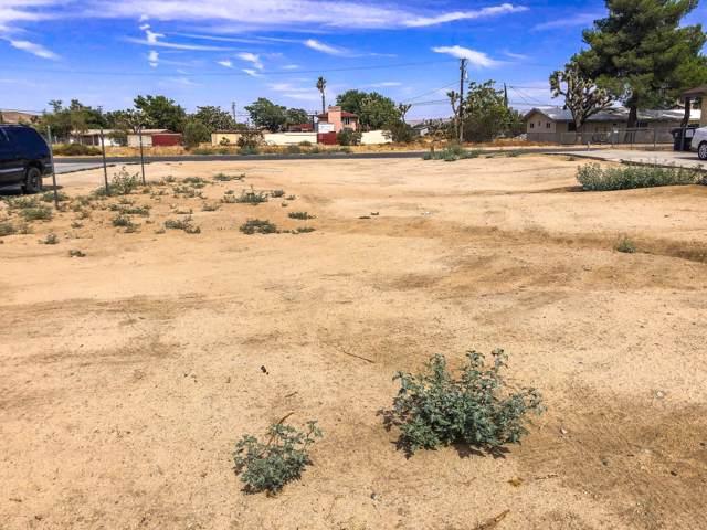 6400 Indio Avenue, Yucca Valley, CA 92284 (MLS #219034042) :: Hacienda Agency Inc