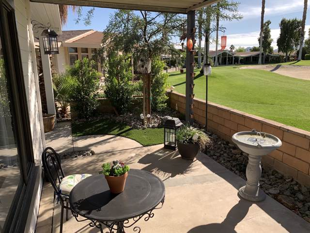 73450 Country Club #242, Palm Desert, CA 92260 (MLS #219034081) :: Brad Schmett Real Estate Group