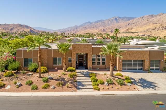 701 La Estrella, Palm Springs, CA 92264 (MLS #219034103) :: The Sandi Phillips Team
