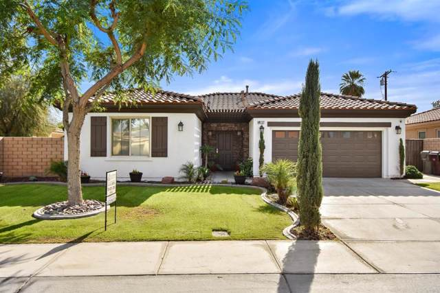 84137 Bella Roma Lane, Coachella, CA 92236 (#219034108) :: The Pratt Group