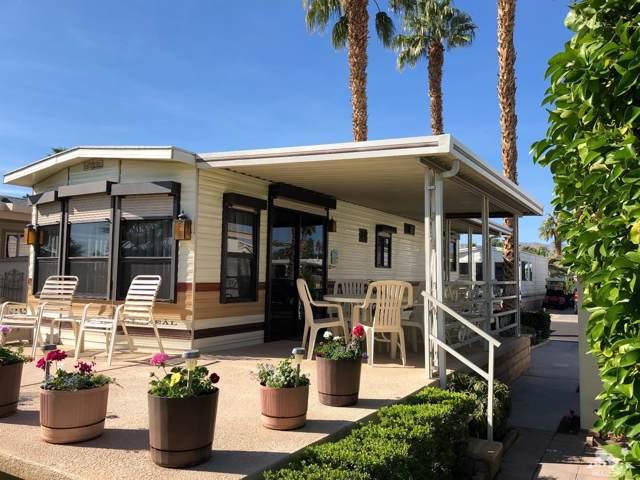 81620 E Avenue 49 #83, Indio, CA 92201 (MLS #219034112) :: The John Jay Group - Bennion Deville Homes