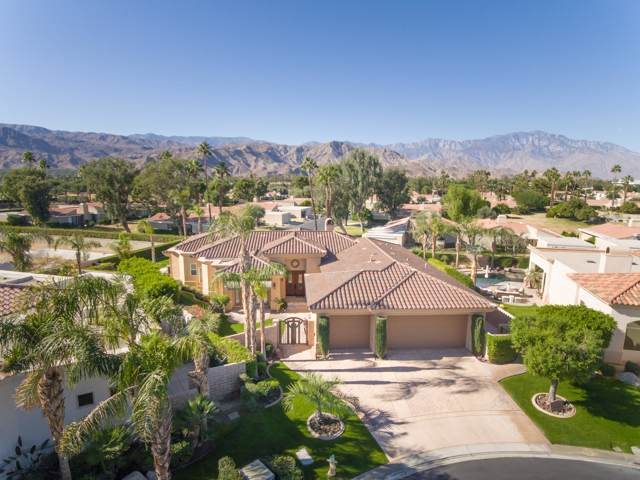 7 Carrera Place, Rancho Mirage, CA 92270 (#219034129) :: The Pratt Group