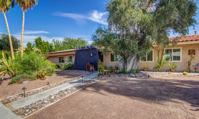 400 N Orchid Tree Lane, Palm Springs, CA 92262 (MLS #219034134) :: The Sandi Phillips Team