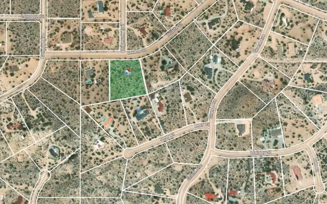 62 Duarte Street, Yucca Valley, CA 92284 (MLS #219034172) :: Hacienda Agency Inc