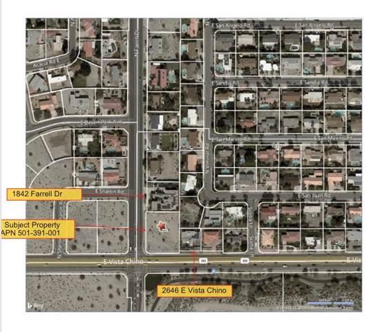 0 Farrell Drive, Palm Springs, CA 92264 (MLS #219034244) :: The Sandi Phillips Team