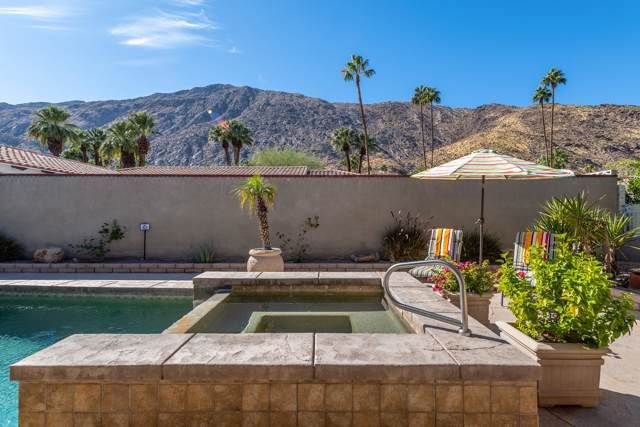 359 S Monte Vista Drive, Palm Springs, CA 92262 (MLS #219034354) :: The John Jay Group - Bennion Deville Homes