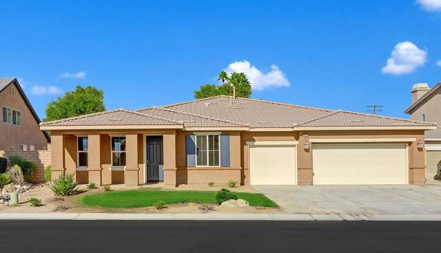 79652 Winsford Drive, Indio, CA 92203 (MLS #219034493) :: The Sandi Phillips Team