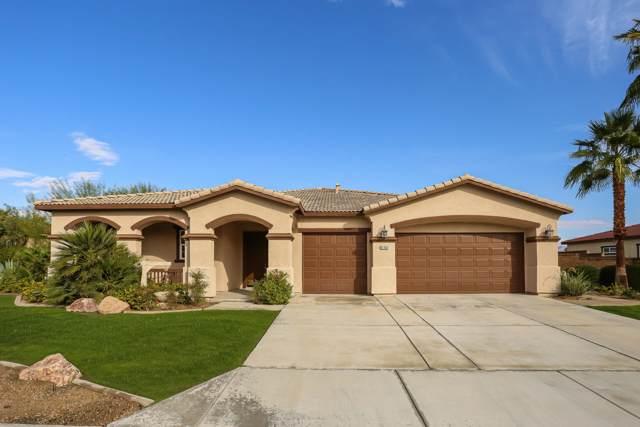 81850 Fiori De Deserto Drive, La Quinta, CA 92253 (MLS #219034563) :: The Sandi Phillips Team