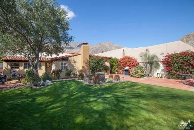 51495 Avenida Diaz, La Quinta, CA 92253 (MLS #219034649) :: Brad Schmett Real Estate Group