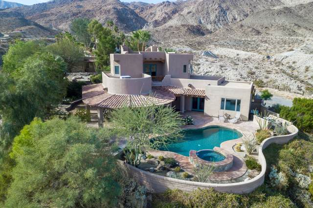 71487 Painted Canyon Road, Palm Desert, CA 92260 (MLS #219034675) :: The Sandi Phillips Team