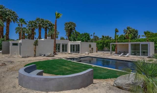 688 E Mel Avenue, Palm Springs, CA 92262 (MLS #219034679) :: Deirdre Coit and Associates