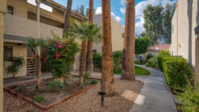 1835 N Via Miraleste, Palm Springs, CA 92262 (MLS #219034710) :: The John Jay Group - Bennion Deville Homes