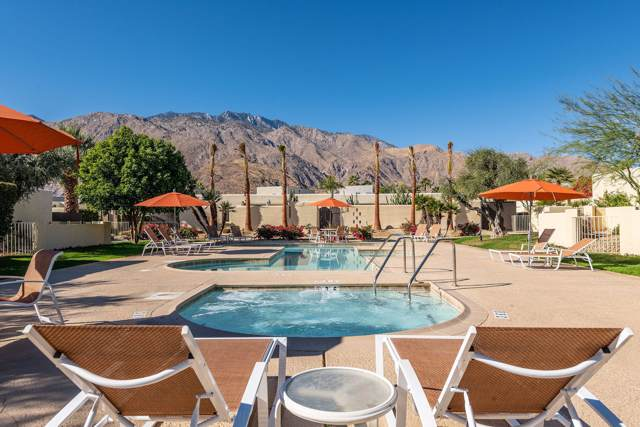 448 N Greenhouse Way, Palm Springs, CA 92262 (MLS #219034714) :: The John Jay Group - Bennion Deville Homes