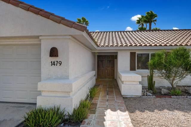 1479 E Francis Drive, Palm Springs, CA 92262 (MLS #219034724) :: Brad Schmett Real Estate Group