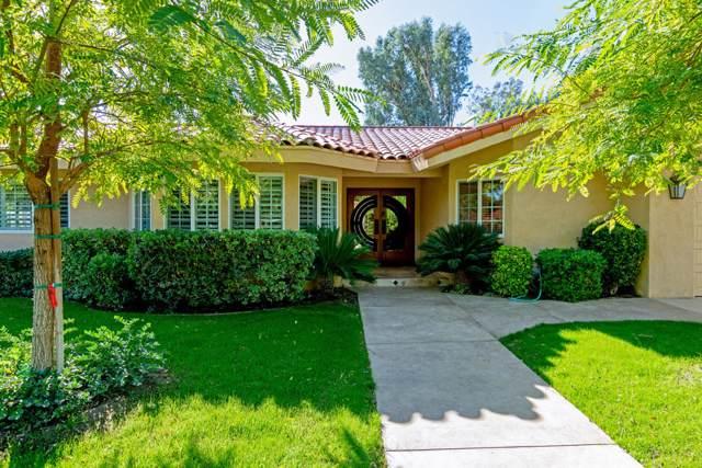 1190 E Paseo El Mirador, Palm Springs, CA 92262 (MLS #219034751) :: Deirdre Coit and Associates