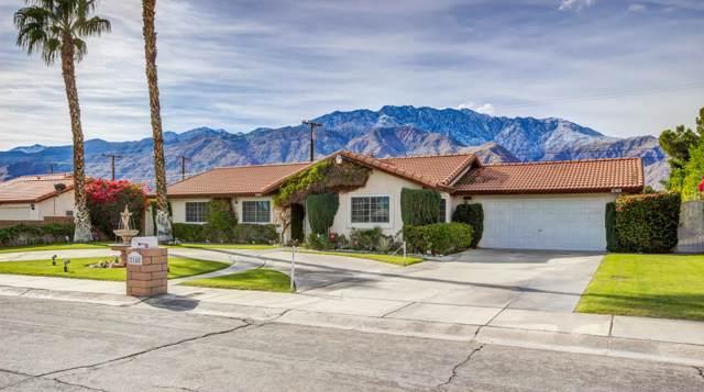 2145 W Nicola Road, Palm Springs, CA 92262 (MLS #219034785) :: Deirdre Coit and Associates