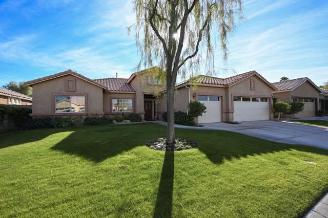 80281 Green Hills Drive, Indio, CA 92201 (MLS #219034802) :: Brad Schmett Real Estate Group