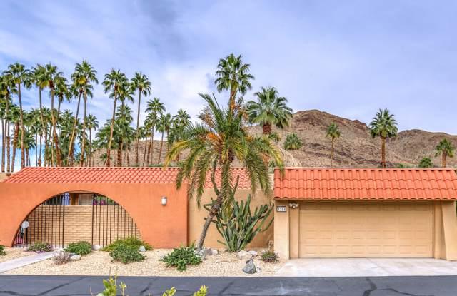 3384 Bogert Trail, Palm Springs, CA 92264 (MLS #219034845) :: Brad Schmett Real Estate Group