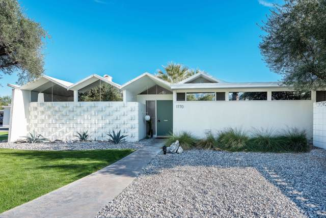 1770 S Araby Drive, Palm Springs, CA 92264 (MLS #219034877) :: Brad Schmett Real Estate Group