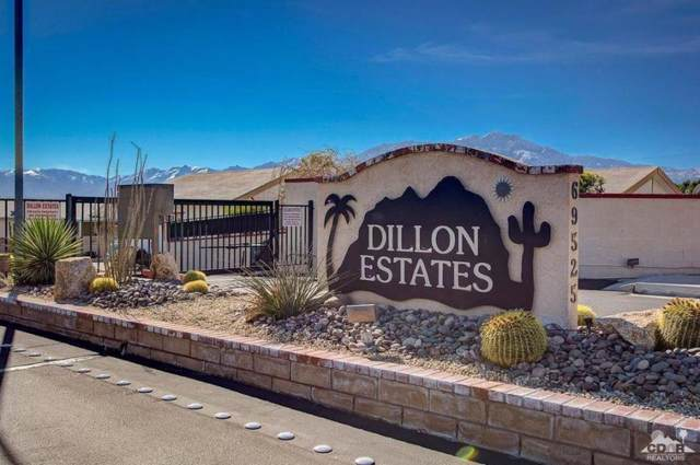 69525 Dillon Road 44/45, Desert Hot Springs, CA 92240 (MLS #219034915) :: Hacienda Agency Inc