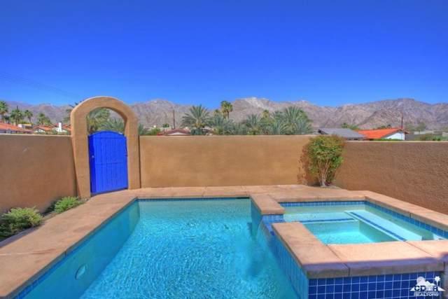 53720 Eisenhower Drive, La Quinta, CA 92253 (MLS #219034918) :: The John Jay Group - Bennion Deville Homes