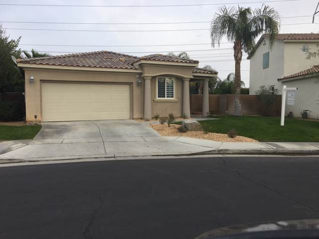 31060 Calle Agate, Cathedral City, CA 92234 (MLS #219034921) :: Deirdre Coit and Associates