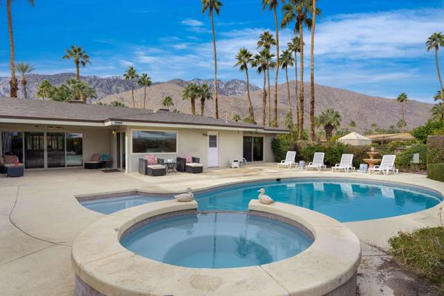 1960 S Ana Maria Way, Palm Springs, CA 92264 (MLS #219034925) :: Brad Schmett Real Estate Group