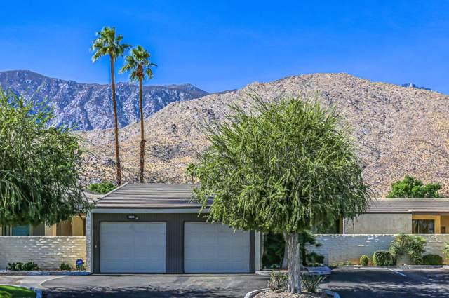 2191 S Calle Palo Fierro, Palm Springs, CA 92264 (MLS #219034937) :: The John Jay Group - Bennion Deville Homes